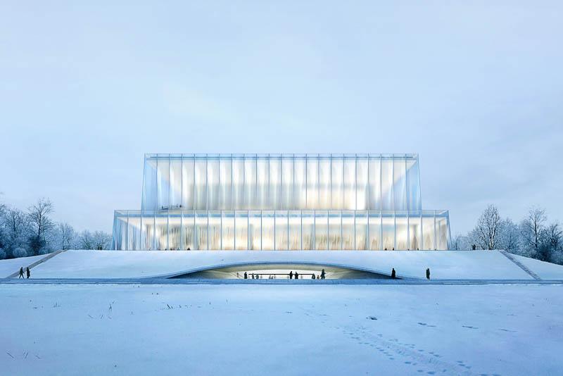 """National Concert Hall """"Tautos Namai"""""""
