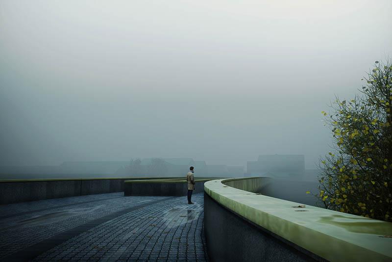Holešovice – Karlín Footbridge