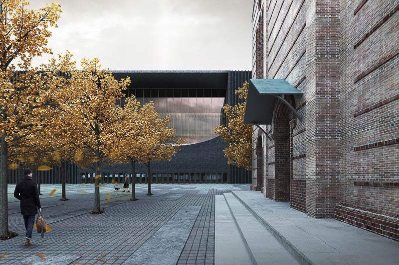 Neues Museum des 20. Jahrhunderts